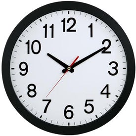 "Customized 16"" Giant Wall Clock"