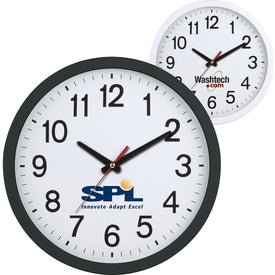 "16"" Giant Wall Clock for Promotion"