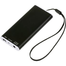 1 Bank Solar Charger Printed with Your Logo