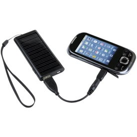 1 Bank Solar Charger for Advertising