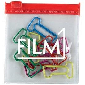 #1 Clip Multi-Color Clipsters in a Pouch