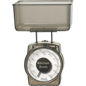 2 Piece Kitchen Scale for Marketing