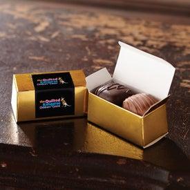 2 Piece Classic Chocolate Gift Box