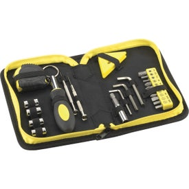 Logo 23 Piece Tool Set