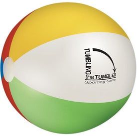 Beach Ball Giveaways