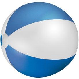 Personalized Beach Ball