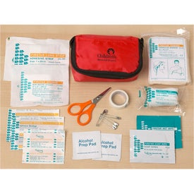 Personalized 24 Piece First Aid Kit