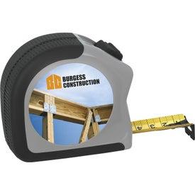 Customized 25' Gripper Tape Measure