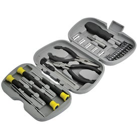 25 Piece Tools Set