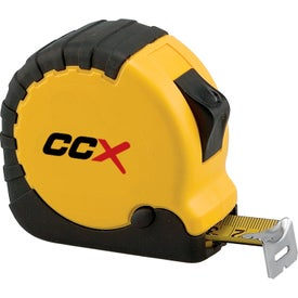 Tape Measure (25. Ft., Yellow with Black Trim)