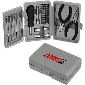 26-Piece Deluxe Tool Kit