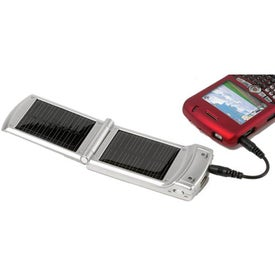 Advertising 2 Bank Solar Charger