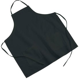 2-Pocket Poly/Cotton Twill BBQ Apron Giveaways