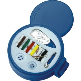 Company 3-1 Sewing Kit with Mirror and Brush