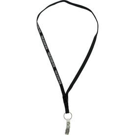 "3/8"" Neck Lanyard (18"" Length)"