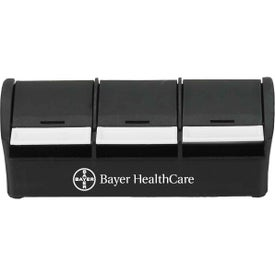 3 Compartment Med Minder Pill Box