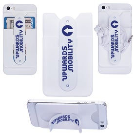 3-In-1 Cell Phone Card Holder for Your Church