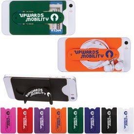 3-In-1 Cell Phone Card Holders