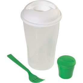 3 Piece Salad Shaker Set for Your Company