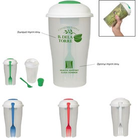 3 Piece Salad Shaker Set for Your Church