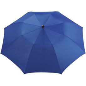 "Promotional 36"" Seattle Folding Auto Umbrella"
