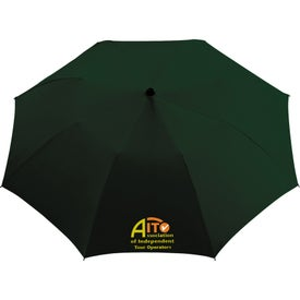 "36"" Seattle Folding Auto Umbrella for Customization"
