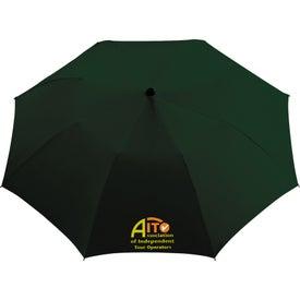"36"" Seattle Folding Auto Umbrella for Customization"