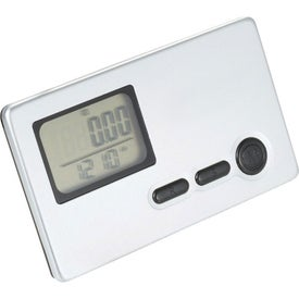 3-Axis Slim Pedometer Branded with Your Logo