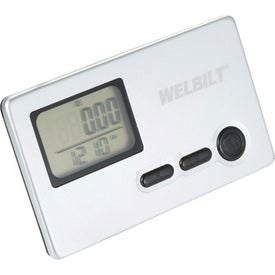 Branded 3-Axis Slim Pedometer