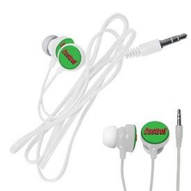 Company 3D Color Ear Buds