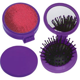 Monogrammed 3 in 1 Kit with Lint Brush