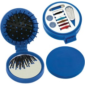 3 in 1 Kit with Sewing Kit Imprinted with Your Logo
