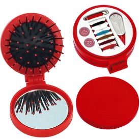 3 in 1 Kit with Sewing Kit Printed with Your Logo