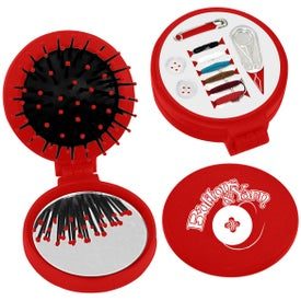 3 in 1 Kit with Sewing Kit for Advertising