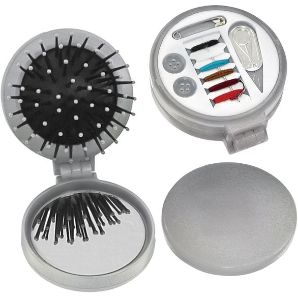 Silver 3-in-1 Kit with Sewing Kit