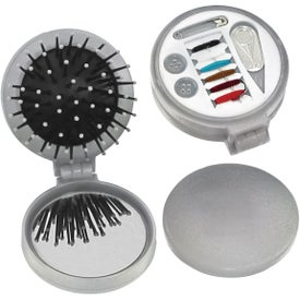 3 in 1 Kit with Sewing Kit (Silver)