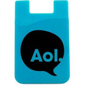 3M Silicon Smart Wallet Cell Phone Card Holder for Marketing