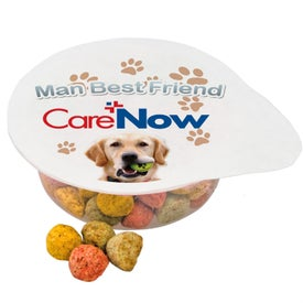 4 Color Dog Training Treats for Your Church