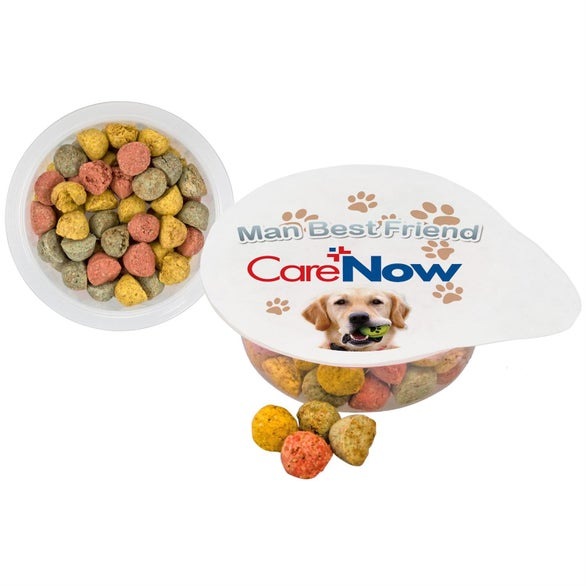 4 Color Dog Training Treats