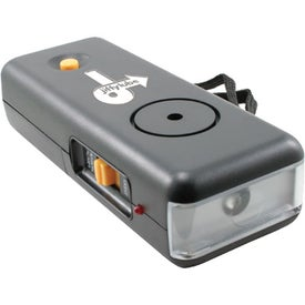 Printed Personal 4 In 1 Alarm System