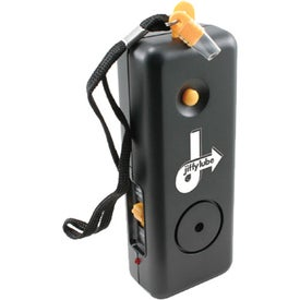 Promotional Personal 4 In 1 Alarm System