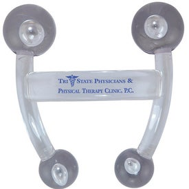 Branded 4 Point Massager
