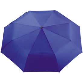 "Imprinted 41"" Pensacola Folding Umbrella"