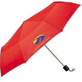 """41"""" Pensacola Folding Umbrella"""