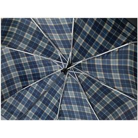 "42"" Arc Highlander Folding Auto Umbrella for Advertising"