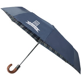 "42"" Arc Highlander Folding Auto Umbrella"
