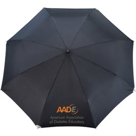 """42"""" Auto Open/Close Windproof Safety Umbrella for Advertising"""