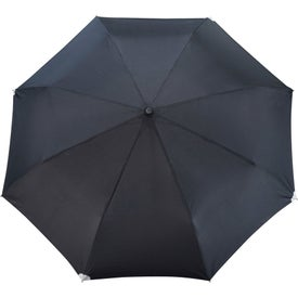 "42"" Auto Open/Close Windproof Safety Umbrella for Customization"