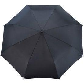 "42"" Auto Open/Close Windproof Safety Umbrella for Customization"