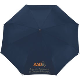 """42"""" Auto Open/Close Windproof Safety Umbrella for Your Organization"""